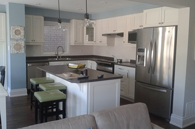Kitchen Cabinets Oakville